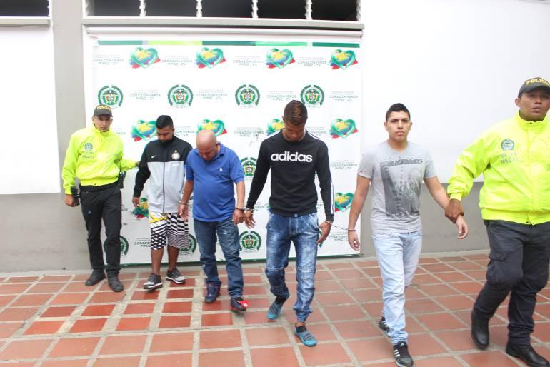 Policía desarticuló a 'Las Delicias' dedicada al homicidio en Cali