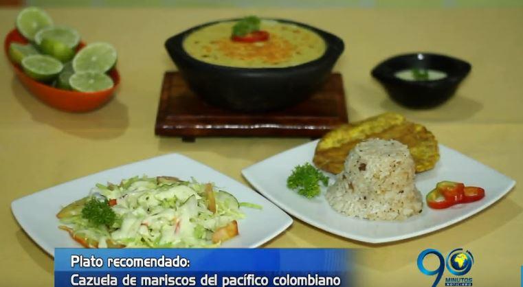 Cazuela de mariscos, el plato recomendado de la semana