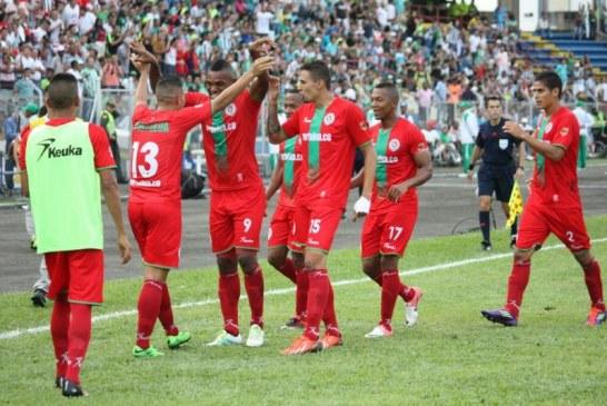 Cortuluá derrotó al Deportivo Cali en la cuarta fecha de la Liga Águila