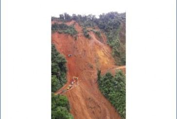 Siguen sin aparecer 5 personas tras alud de tierra en el Chocó