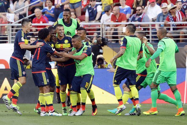 2-1, el marcador de los colombianos ante Paraguay en redes sociales