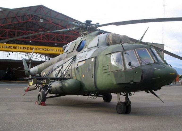 Ejército confirmó la muerte de los 16 tripulantes a bordo de helicóptero extraviado