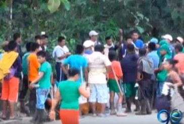 Vías de acceso a Quibdó, Chocó, fueron desbloqueadas tras acuerdo