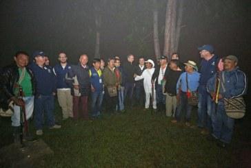 Gobierno e Indígenas acuerdan desbloquear Vía Panamericana