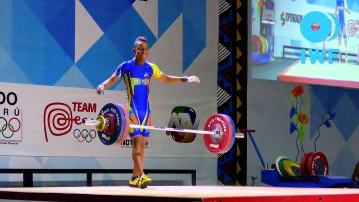 Luis Arrieta ganó medalla de bronce en Campeonato Mundial Juvenil