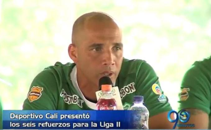 Deportivo Cali presentó sus seis refuerzos para la Liga Águila II 2016