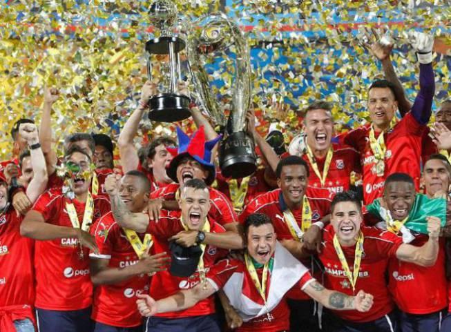 Medellín consiguió su sexta estrella en el balompié colombiano