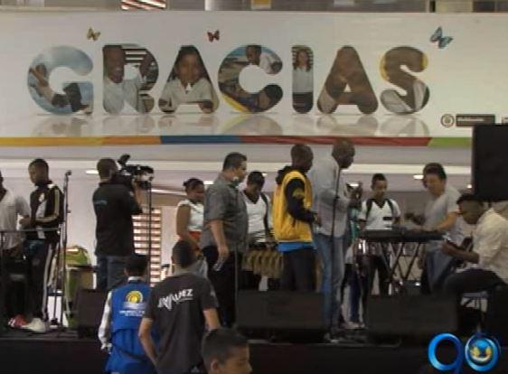Alcaldía realizó el lanzamiento de la campaña 'Medítele a la Paz'