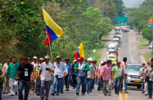 Tras 14 días Gobierno e indígenas ponen fin al paro agrario