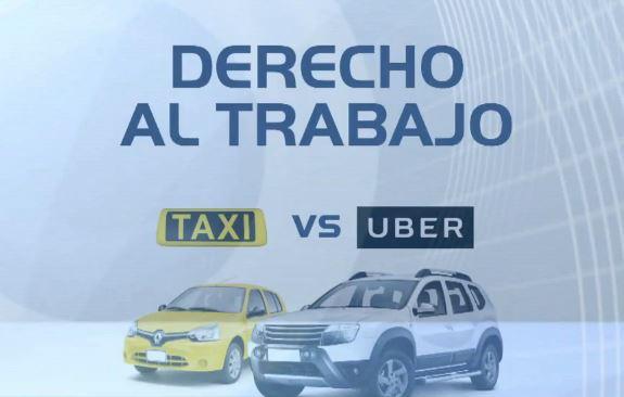 Taxistas realizarán protesta en Cali en contra de las plataformas tecnológicas