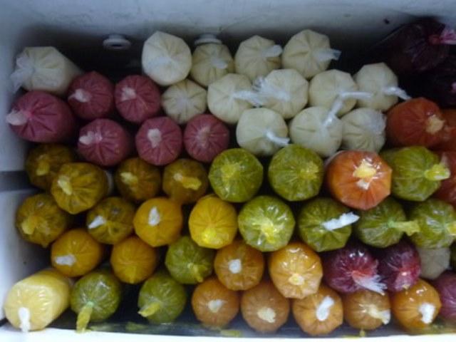 Empresa de la Unión, Valle, transportaba clorhidrato de cocaína en pulpa de fruta