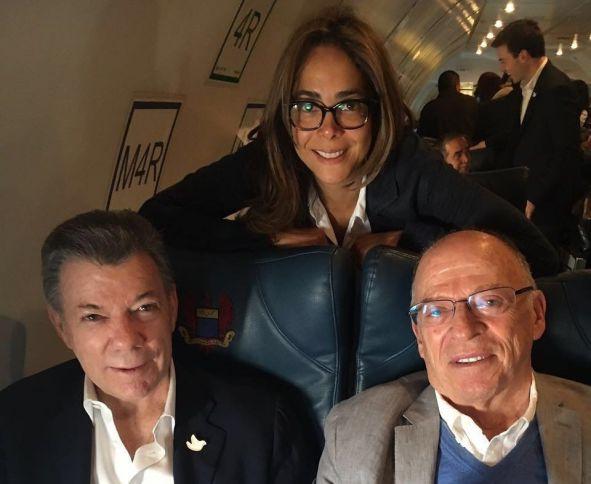 Santos viajó a Cuba para histórico acuerdo con las Farc