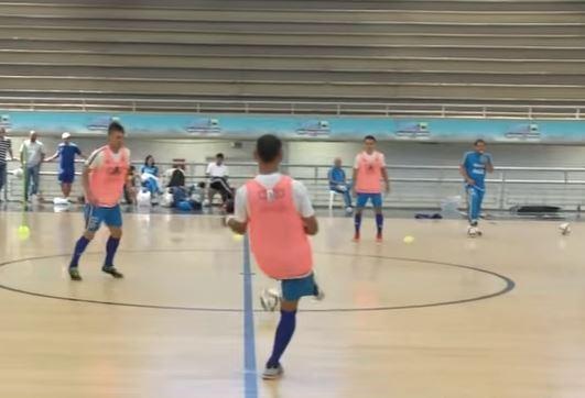Tres vallecaucanos convocados a la selección Colombia de Futsal
