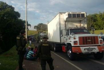 Indígenas y Gobierno acordaron despeje de vías por 36 horas