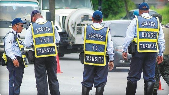 Tránsito ha multado a 812 caleños por tener la placa ilegible