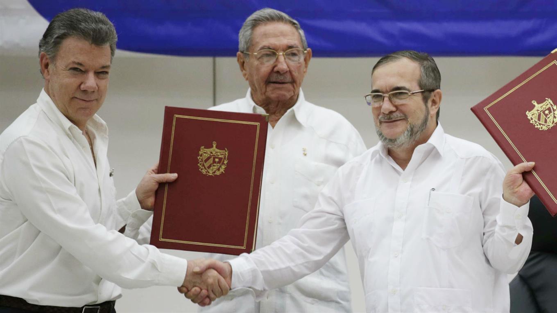 El 60% de los colombianos cree que la paz se firma este año