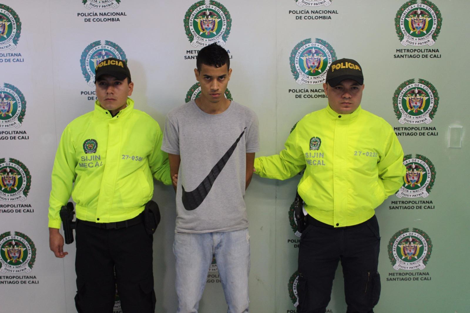 Policía capturó a 'Chiste', sindicado de cometer 43 homicidios