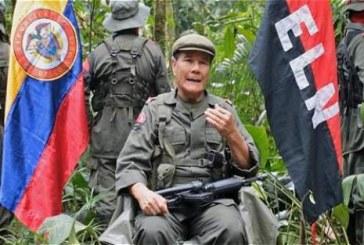 Circular Roja pone a 'Gabino', máximo jefe del ELN, en mira de 150 países