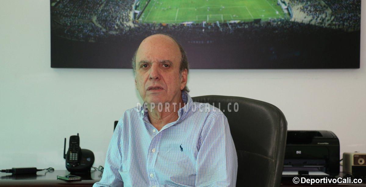 Presidente del Cali recibió reconocimiento en Liga Sudamericana de Clubes