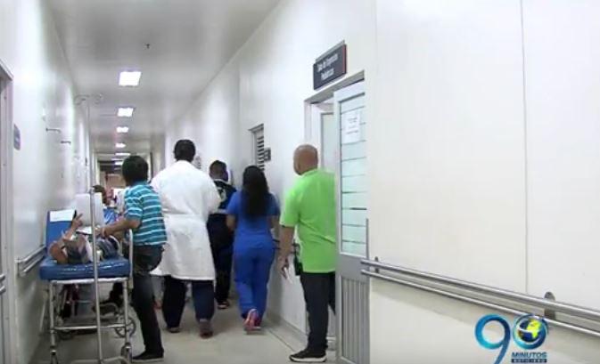 Rechazan amenazas de muerte contra médicos del HUV