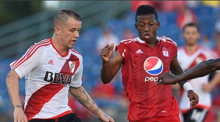 América gustó, jugó bien y venció a River Plate 3-1 en Miami