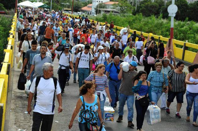 Colombia y Venezuela descartan nuevos corredores humanitarios