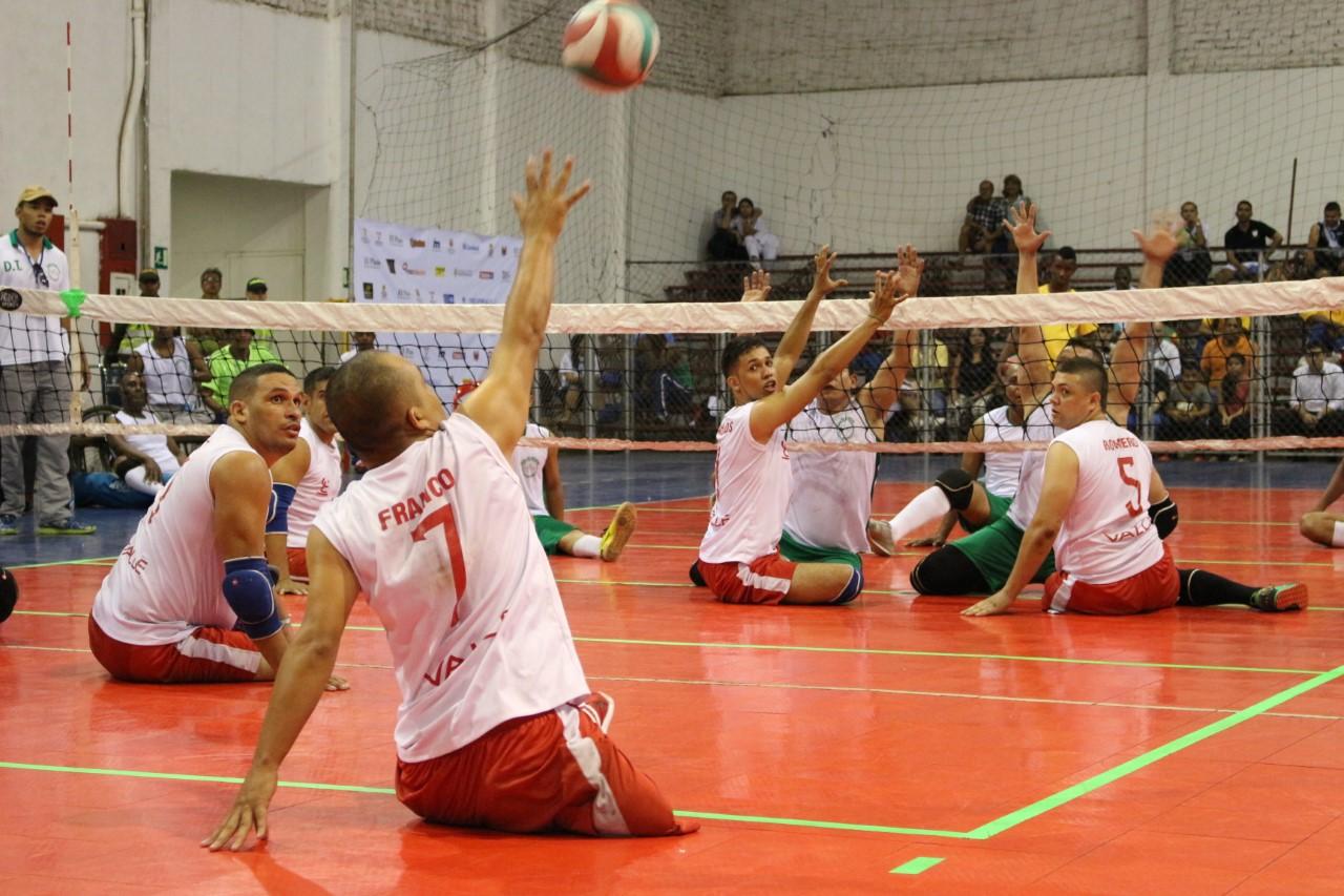 Cali vivirá la Copa Nacional de Voleibol Sentado en su cuarta edición