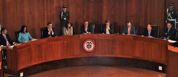 Corte Constitucional declara inexequible el Tribunal de Aforados