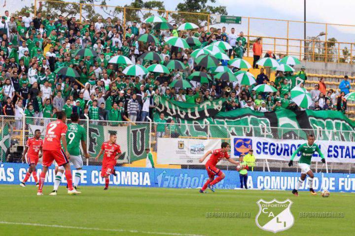 Deportivo Cali es el nuevo líder de la Liga Águila finalizada la cuarta fecha