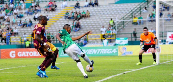 Deportivo Cali cayó 1–0 ante DeportesTolima en Ibagué
