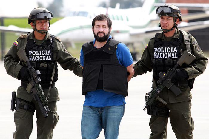 El 'Loco' Barrera cumplirá 35 años de cárcel por narcotráfico