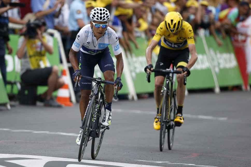 Froome vs Quintana, el duelo del Tour de Francia 2016