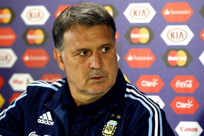 Gerardo 'Tata' Martino dejó de ser el técnico de la selección Argentina