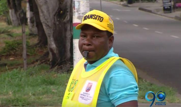 Las calles de Cali ya cuentan con 100 Gestores de Movilidad