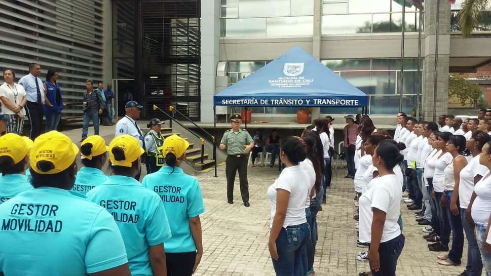 Gestores de Movilidad: nuevo apoyo de los guardas de tránsito