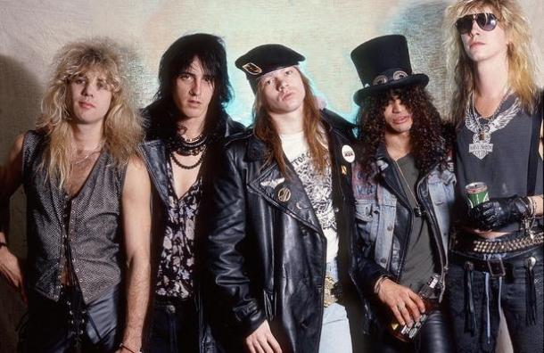 Los Guns N' Roses confirman concierto en Colombia