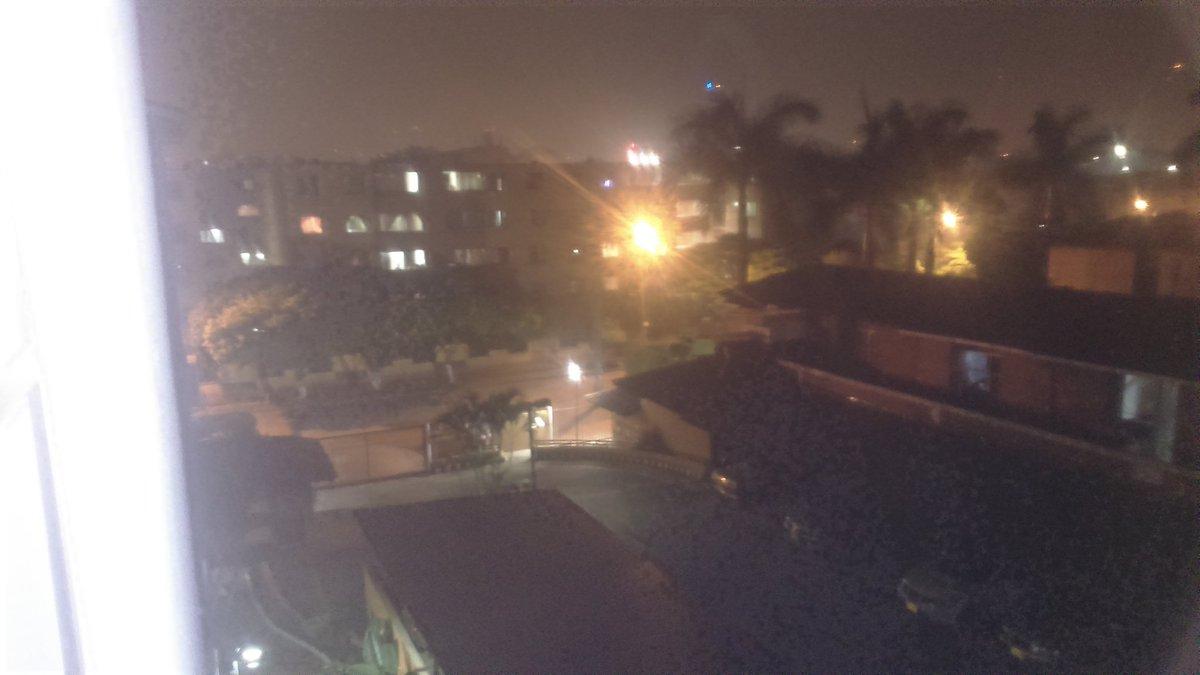 Habitantes del norte de Cali despertaron con fuerte humareda