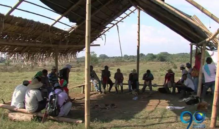 Indígenas del Cauca volvieron a invadir tierras tras incumplimiento del Gobierno