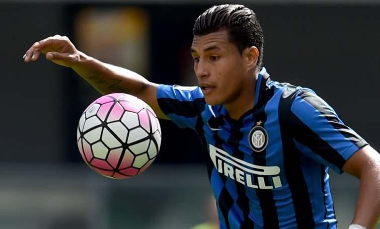El golazo de Jeison Murillo en un entrenamiento del Inter de Milán