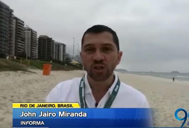 90 Minutos ya está en Río de Janeiro, casa de los próximos Juegos Olímpicos