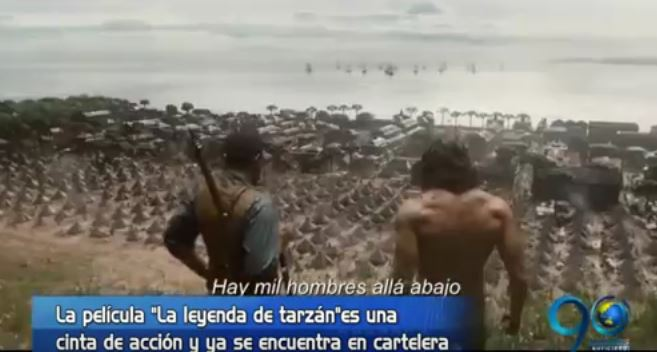 'La Leyenda de Tarzán', la película recomendada