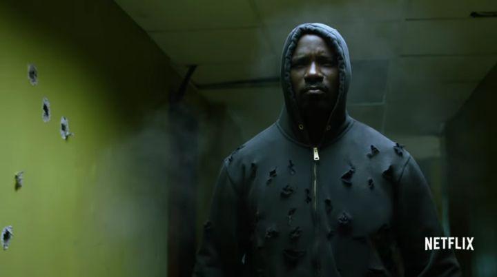 Netflix lanza primer vistazo de Luke Cage y Iron Fist