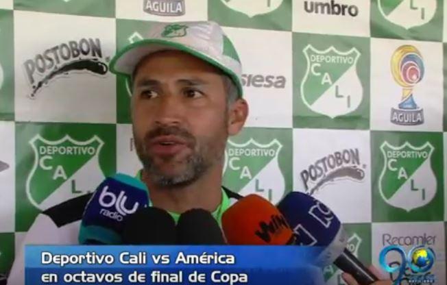Mario Alberto Yepes vivirá su primer clásico vallecaucano como técnico