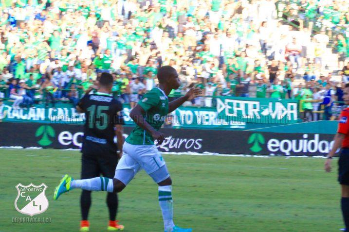 Con gol de Germán Mera Deportivo Cali venció al Campeón de América