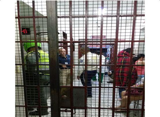 Desmienten robo en el Hospital San Juan de Dios de Cali