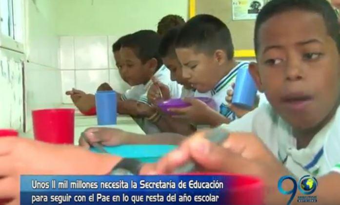 Sec. Educación dice que no tiene dinero para el PAE que resta en 2016