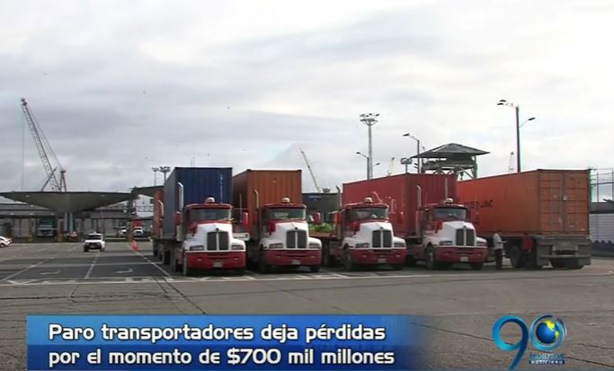 Piden usar el Tren del Pacífico para movilizar carga represada por Paro