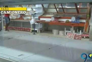 En Tumaco siguen los estragos del Paro Camionero