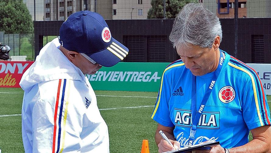 Selección Colombia Sub 23 se concentra en Bogotá para iniciar su camino a Río