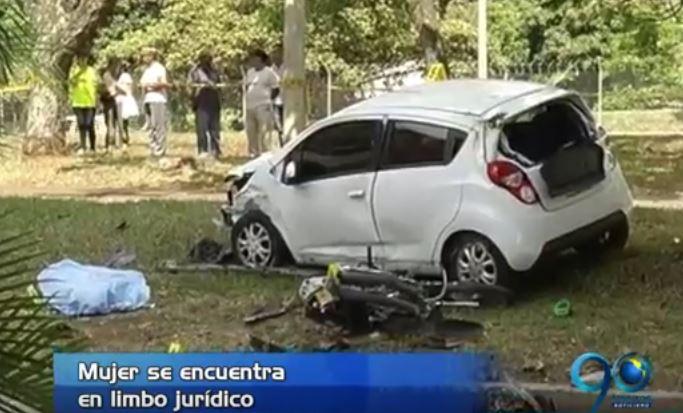 Polémica por posible judicialización de mujer que mató a presunto ladrón